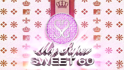 my super sweet 60 logo